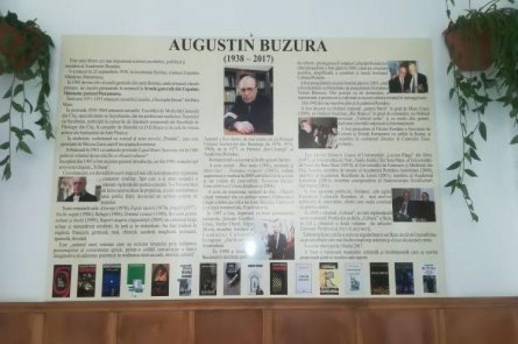 Comunicat de presă - Academicianul Augustin Buzura s-a întors acasă