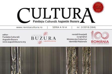 A apărut numărul 2 al revistei Cultura